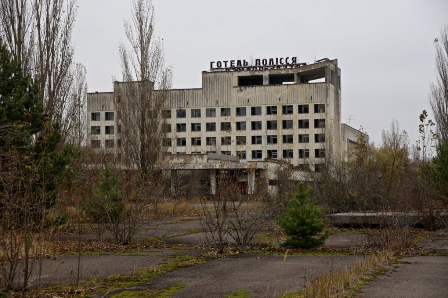 Chernobyl and Prypyat